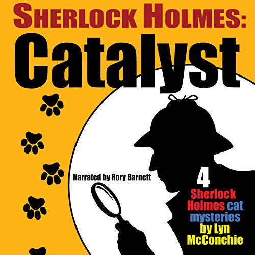 Sherlock Holmes: Catalyst audiobook cover art