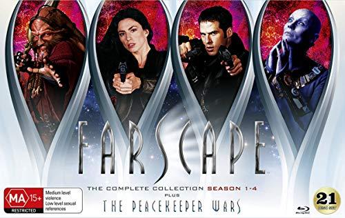 Farscape: Complete Series (21 Blu-Ray) [Edizione: Australia] (21 Blu-Ray) [Edizione: Stati Uniti] [Italia] [Blu-ray]