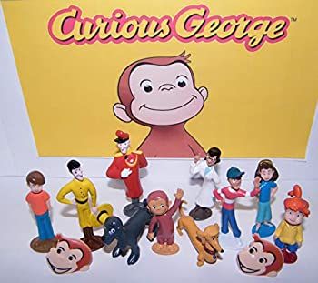 Best curious george figures Reviews