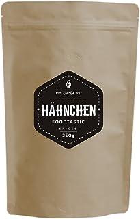 Foodtastic Spices Hähnchen Rub 250g | Gewürz für das perf