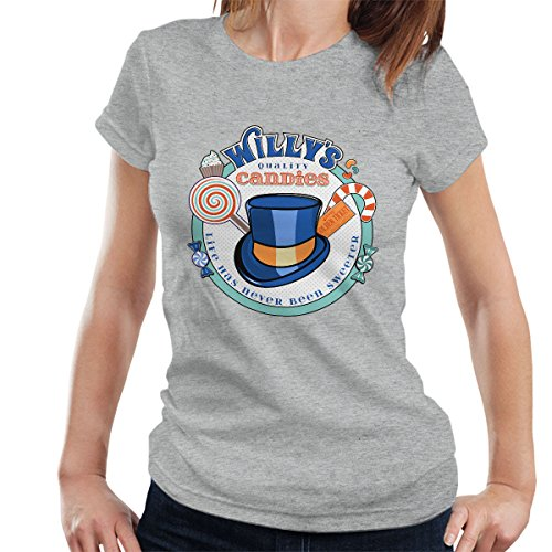Willy Wonka Willys Quality Candies Women's T-Shirt