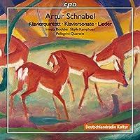 Klavierquintet Klaviersonate Klavierstuecke Lieder by ARTUR SCHNABEL (2013-06-25)