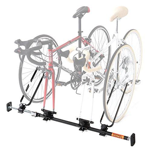 DOPPELGANGER(ドッペルギャンガー) 1~2台用 自転車 車載 キャリア 固定 ホイールスタンド 付属 インカーサ...