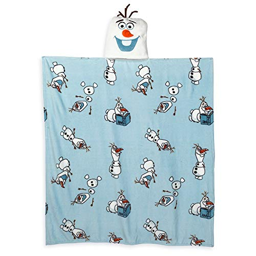 Disney Olaf Convertible Fleece Throw - Frozen II