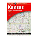 DeLorme® Kansas Atlas & Gazetteer (Delorme Atlas & Gazetteer)