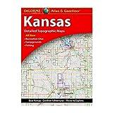 DeLorme® Kansas Atlas & Gazetteer (Delorme Atlas & Gazetteer)