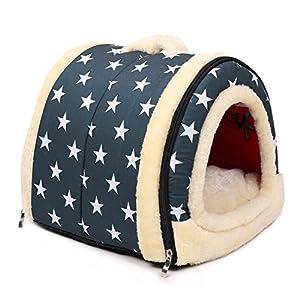 pet house, chenils, Confortable Doux Animaux /Chat /Chien