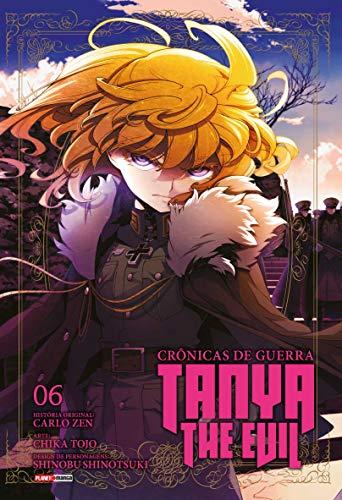 Tanya The Evil: Crônicas de Guerra - 6
