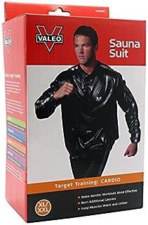 VALEO BP6 Free Vinyl Sauna Suit, X-Large/XX-Large by Valeo