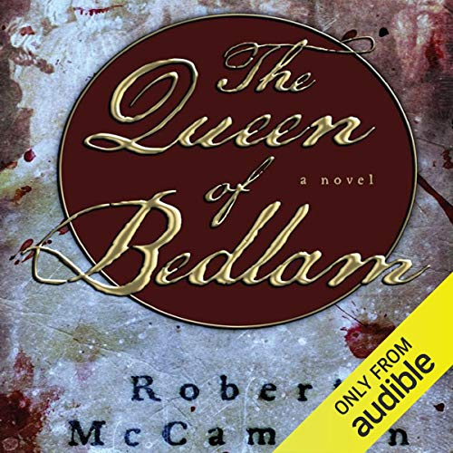 The Queen of Bedlam  By  cover art