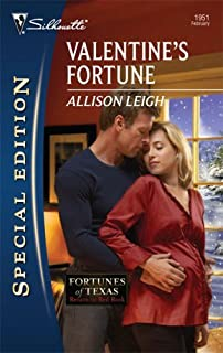 Valentine's Fortune (Fortunes of Texas: Return to Red Rock Book 2)