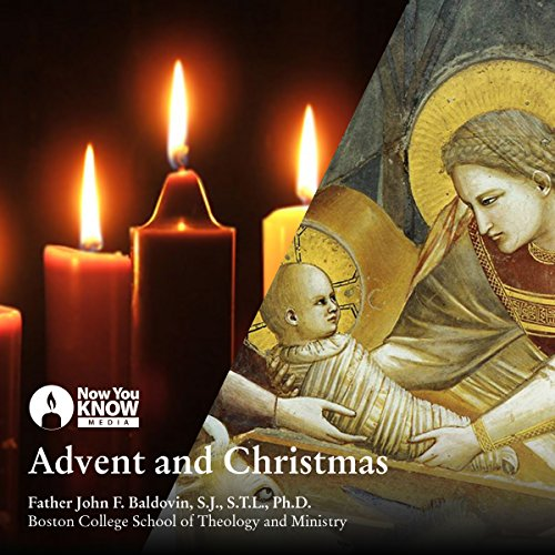 Advent and Christmas audiobook cover art