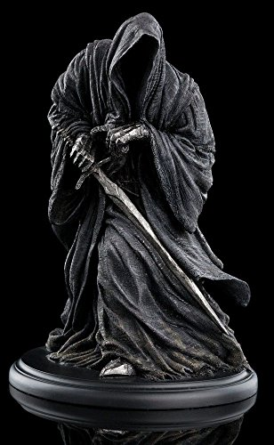 Herr der Ringe - Statue - Figur - Ringgeist