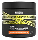Weider HZRD Ultimate Pre Workout, Orange Storm 250 g