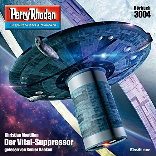 Der Vital-Suppressor cover art