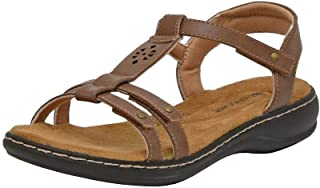 Women's Bamboo Comfort Footbed Sandal with +Comfort