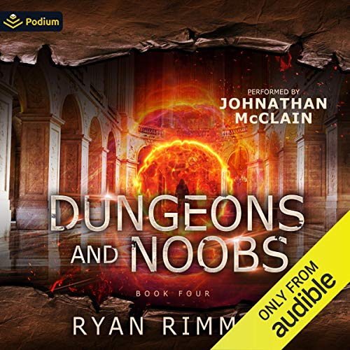 Dungeons and Noobs cover art