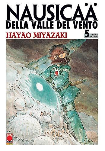 Nausicaä della Valle del vento (Vol. 5)