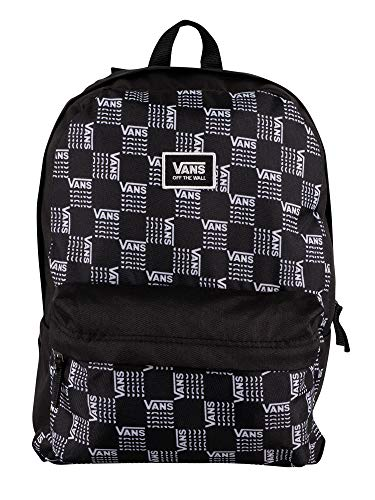 Vans REALM CLASSIC BACKPACK WORD CHECK, One Size