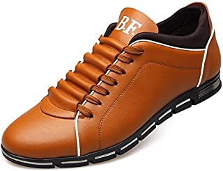 Meetloveyou Big Size 38-48 Men Casual Shoes Fashion Leather Shoes for Men Summer Men's Flat Shoes Dropshipping