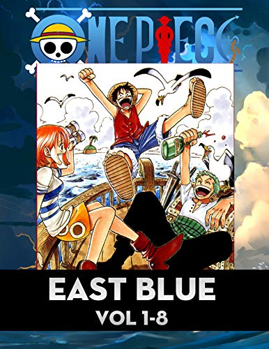 Manga Saga Collections: One Piece EAST BLUE Vol 1 (English Edition)