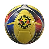 Icon Sports Fan Shop Pinch Team Soccer Ball Federación Mexicana de Fútbol Asociación Club América, Team Color, Size 5