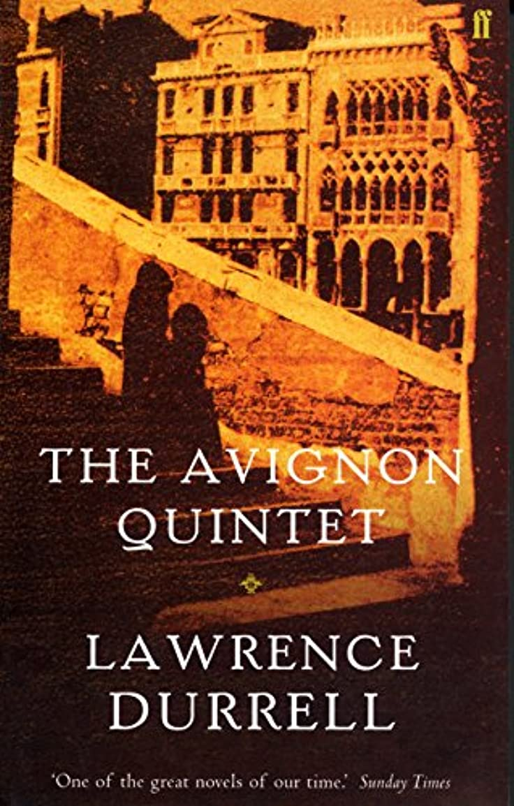 首尾一貫したテレマコス配管The Avignon Quintet: Monsieur, Livia, Constance, Sebastian and Quinx (English Edition)