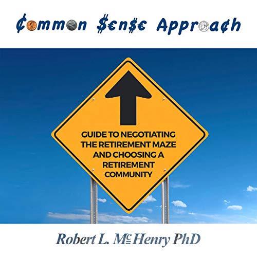 Common Sense Approach audiobook cover art