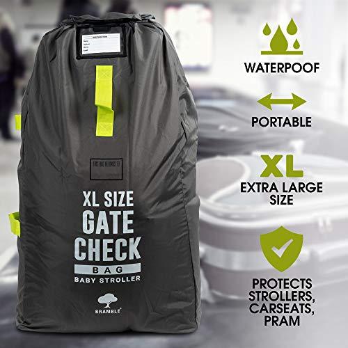 Bramble Borsa da Viaggio per Passeggino, XL - Ideale per Il Check-in del Gate in Aeroporto