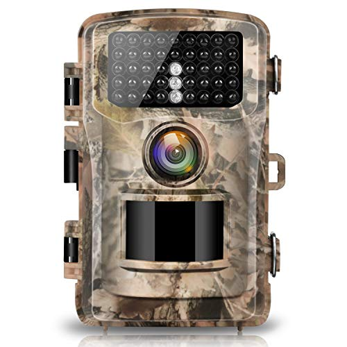 Campark Trail Camera 16MP 1080P 2.0' LCD Game & Hunting...