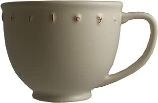 15-Ounce White Latte Mug