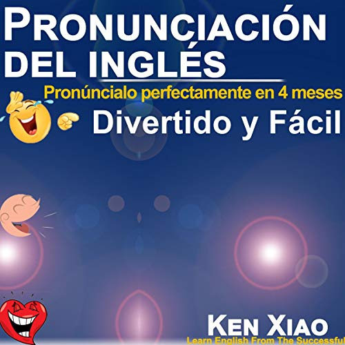 Pronunciación del inglés [English Pronunciation] audiobook cover art
