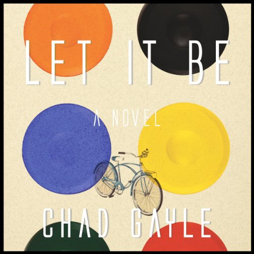 Let It Be audiobook cover art