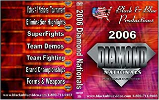 diamond national karate tournament