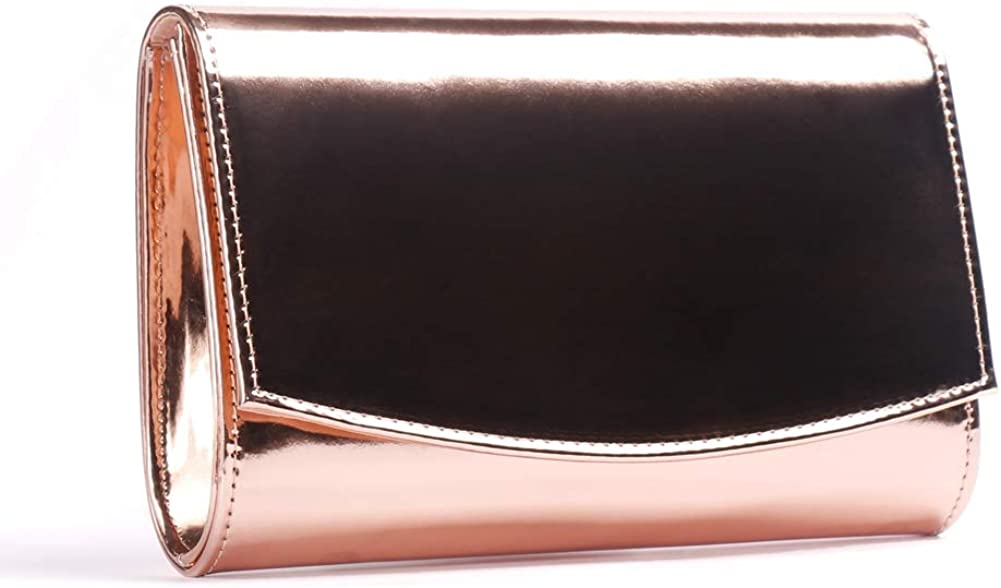 Women Patent Leather Wallets Ranking TOP18 Fashion Purses WALLYN'S Even Clutch 2021 autumn and winter new