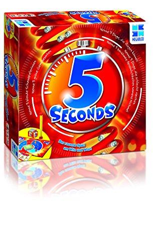 Megableu 678467 5 Seconds, Gesellschaftsspiel