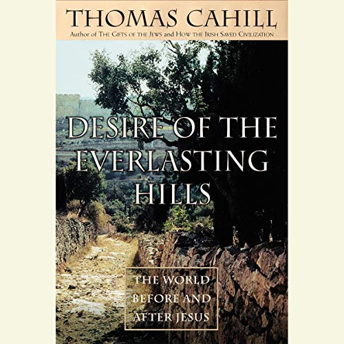 Desire of the Everlasting Hills audiobook cover art