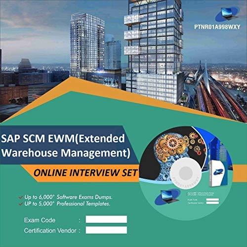 SAP SCM EWM(Extended Warehouse Management) Complete Unique Collection Interview Video Training Solution Set (DVD)
