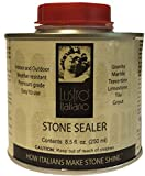 Lustro Italiano Ultra Premium Stone Sealer, Clear