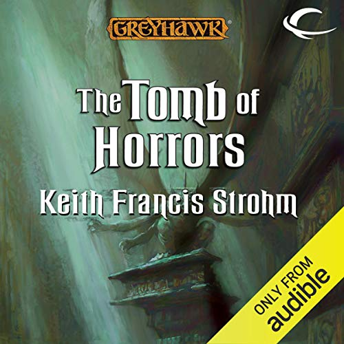 The Tomb of Horrors cover art