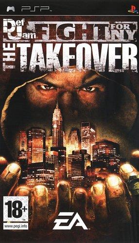 Def Jam For NY : The Takeover [Sony PSP] [Importado de Francia] [Sony PSP][Importato da Francia]