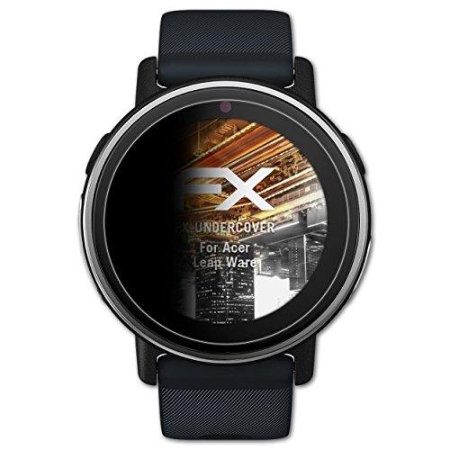 atFoliX Blickschutzfilter kompatibel mit Acer Leap Ware Blickschutzfolie, 4-Wege Sichtschutz FX Schutzfolie
