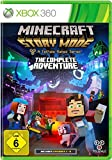 Minecraft: Story Mode - The Complete Adventure (A Telltale Game Series) [Importación Alemana]