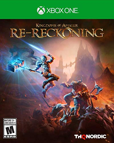 xbox one rpgs Kingdoms of Amalur Re-Reckoning - Xbox One - Xbox One Standard Edition