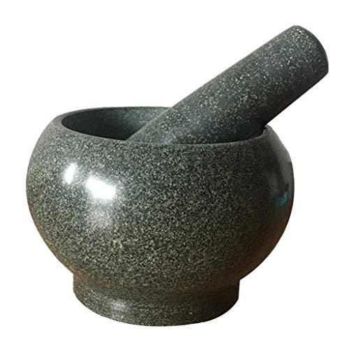 LLDKA Grinder slijppasta – comfortabel en eenvoudig te bedienen – uitbreiding van de mortel – natuurlijke bluestone – solide steen voor keuken en huishouden