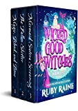 Wicked Good Witches Books 1-3 (Demon Isle Witches Adult Edition) (Supernatural Witch Mystery & Romance) (Wicked Good Witches Seasons Book 1) (Kindle Edition)