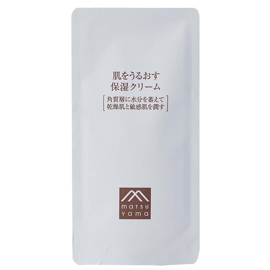 インストールなに形式肌をうるおす保湿クリーム 詰替用(クリーム) 濃厚クリーム [乾燥肌 敏感肌]