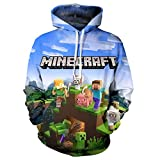Role-Playing Adventure Games Kids 3D Print Hoodie Pullover Hooded Sweatshirts -03 -XL