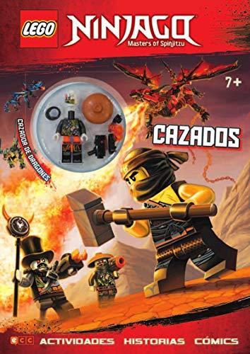LEGO Ninjago. ¡Cazados!