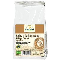 Priméal farine de petit épeautre de Haute Provence complète Priméal Farine de Petit Épeautre de Haute Provence Complète 500 g